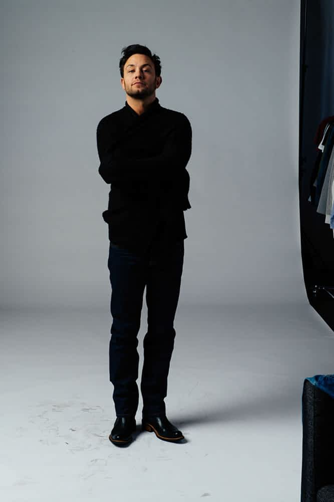 Jonathan Sadowski Ben Miller Photographer Photo Photography Director Cinematographer Studio, Portrait, Editorial, Celebrity